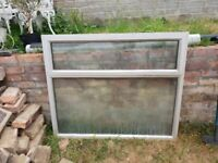Aluminium window for free