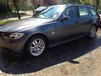 BMW 3 SERIES E 91 E90 2006 BREAKING FOR PARTS