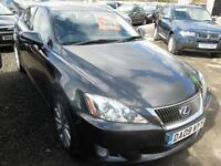 LEXUS IS 220d SE-I 4dr [2009] [148g/km] (grey) 2009