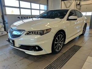 2015 Acura TLX Tech AWD - SKIRT PKG - One Owner - Navigation