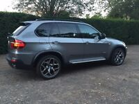 BMW X5 3.0 SD Twin Turbo