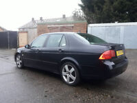 Saab 9-5 1.9 TiD Turbo Edition, automatic gearbox, full leather seats