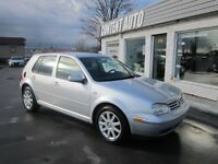 2007 Volkswagen Golf City 2,0 ac   1.2.3 CHANCE AU CREDIT