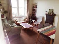 2 bedroom flat to let- Sciennes/Meadows available from 20/01/21