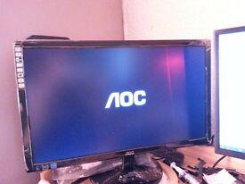 AOC e2243Fw Monitor