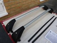 GENUINE FORD MONDEO ESTATE ROOF BARS (2007 - 2014 MODELS) - EXCELLENT CONDITION