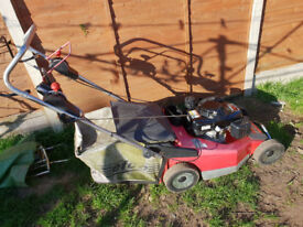 Honda EFCO MR 55 HXF Professional petrol lawn mower