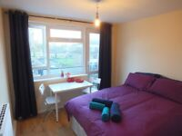 💝 DOUBLE SINGLE ROOM AVAILABLE 🚧 TRELLIS SQUARE 💕🚉 6MINS BY WALK TO MILE END STATION