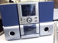 JMB HI-FI SYSTEM COMES BOXED WITH REMOTE