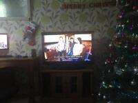 42 inch tv Samsung fully working!