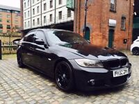 2008 58 BMW 320D M SPORT AUTO 2.0 DIESEL MOT 04/18(CHEAPER PART EX WELCOME)