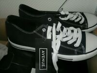 casual trainers pumps brand new size 7