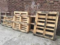FREE Wooden Pallets, Crates FREE