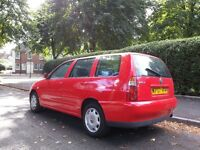 volkswagen POLO ESTATE, good condition,