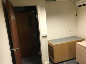 Office Rooms Available for Rent with all Inclusive