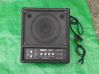 Acoustic Solutions Equalization JE-75 Series Stage Amp FREE LOCAL DELIVERY