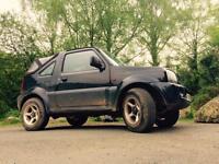 Suzuki Jimny 4x4 soft top *need gone asap*