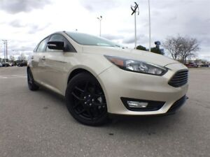 2017 Ford Focus SEL | SUNROOF |  0% Fin Upto 72 Months!!