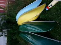 16' prospector canoes