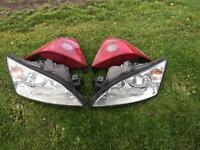 Mondeo Mk 3 lights