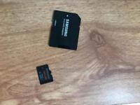 Samsung MicroSD SD card 32GB