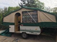 Conway cruiser trailer tent