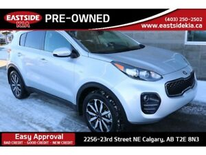 2017 Kia Sportage EX AWD ALLOYS ANDROID AUTO APPLE CARPLAY