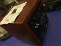 MJ Acoustics Reference 100 Subwoofer Speaker amp