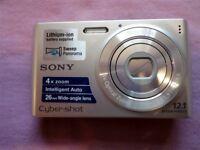 Sony 12.1 Megapixel Digital Camera - Very Good Condition