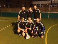 Looking for teams and individuals at our London Bridge 5-a-side football leagues