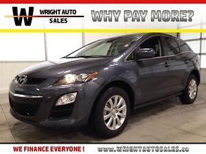 2012 Mazda CX-7 | LEATHER| SUNROOF| BLUETOOTH| 78,151KMS