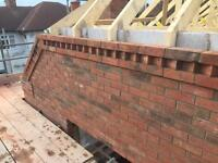 Bricklayer available