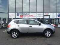 2008 57 NISSAN QASHQAI 1.5 VISIA DCI 5d 105 BHP **** GUARANTEED FINANCE ****