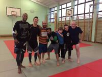 New Years (2017) Free Martial Arts Open Mat (Manor House)