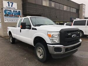 2011 Ford F-250 XLT Extended Cab Long Box 4X4 Gas