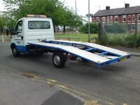 2004 iveco recovery truck