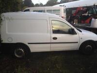Vauxhall combo 1.7