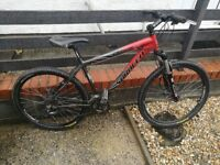 Mountain bike for sale Saracen Dirt trax 2