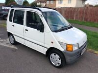 Daihatsu Move Estate. Only 70k miles from new. Immaculate condition.