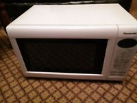 Panasonic microwave (repair or spare)