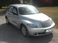 2007 CHRYSLER PT CRUISER 2.4 AUTO, MOT AUGUST 2019, 72,000 MILES, £995