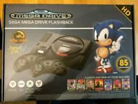 Sega megadrive HD flashback games console