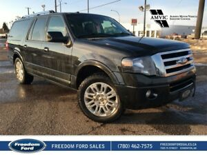2014 Ford Expedition Max Leather, Navigation, Sunroof