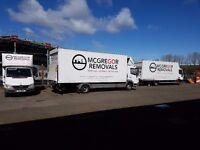 McGregor Removals and Storage
