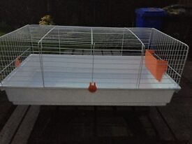 Large indoor guineapig cage
