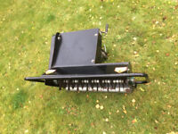 Countax (+Westwood) Powered Scarifier. Never Used.