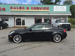 2006 Infiniti G35 Base w/Sport Package