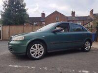 Vauxhall Astra 1.6 cheap to run