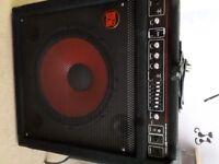 RedSub BP150 150Watt Bass Guitar Amplifier