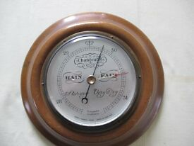 Barometer by Short & Mason of London